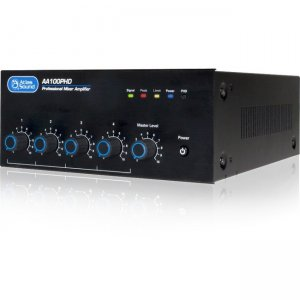 Atlas Sound AA100PHD 100W Mixer Amplifier