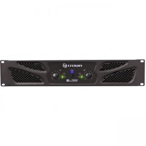 Crown NXLI2500-0-US XLi Two-channel, 750W @ 4 Power Amplifier