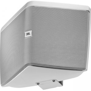 "JBL CONTROL HST-WH Wide-Coverage Speaker With 5-1/4"" LF, Dual Tweeters And HST Technology"
