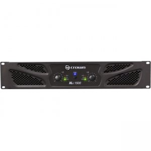 Crown NXLI1500-0-US XLi Two-channel, 450W @ 4 Power Amplifier
