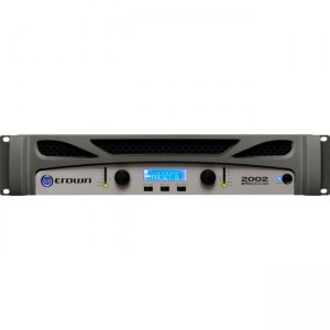Crown NXTI2002-U-US Two-Channel, 800W @ 4 Power Amplifier