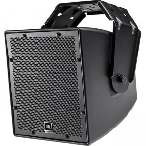 "JBL AWC62-BK All-Weather Compact 2-Way Coaxial Loudspeaker with 6.5"" LF"