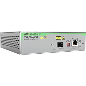 Allied Telesis AT-PC2000/SP-90 Transceiver/Media Converter