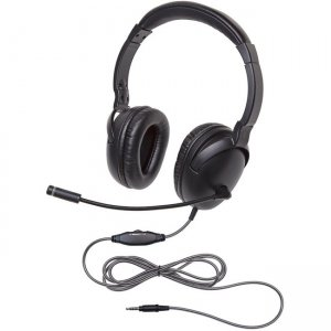 Califone 1017MT USB NeoTech Plus Headset With Calituff Braided Cord And Volume Control