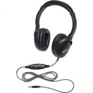 Califone 1017IMT NeoTech 3.5mm Headset With Calituff Braided Cord And Volume Control