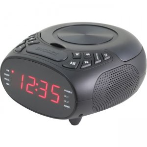 GPX CC318B CD Clock Radio