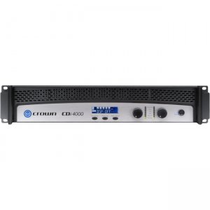 Crown NCDI4000 Two-channel, 1200W @ 4, 70V/140V Power Amplifier
