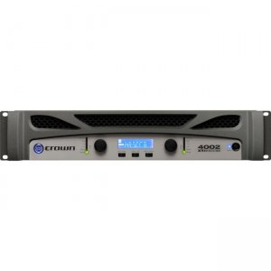 Crown NXTI4002-U-US Two-channel, 1200W @ 4 Power Amplifier