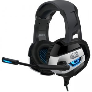 Adesso XTREAM G2 Xtream Stereo USB Gaming Headphone/Headset with Microphone