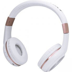 Blaupunkt BP1273 Wireless Headphones White & Rose Gold