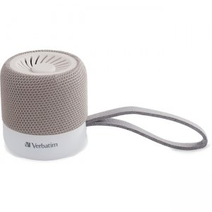 Verbatim 70232 Wireless Mini Bluetooth Speaker - White