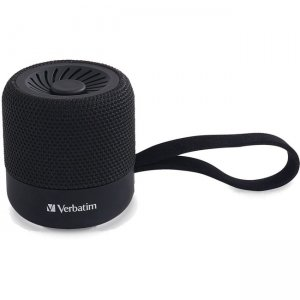 Verbatim 70228 Wireless Mini Bluetooth Speaker - Black