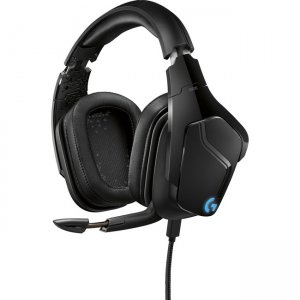 Logitech 981-000742 Wireless 7.1 Surround Lightsync Gaming Headset