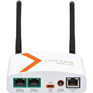 Lantronix SGX5150122US SGX 5150 IoT Gateway Device