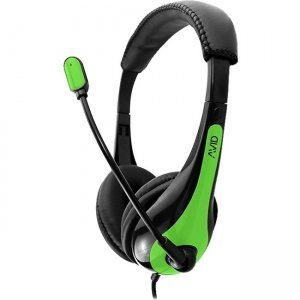 Avid 8EDU-12CPAE-36GRN AE-36 Headset with Carrying Case, 12 Pack, Green