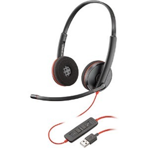 Plantronics 209749-104 Blackwire Headset