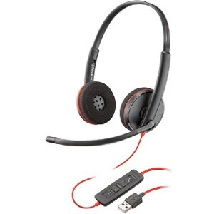 Plantronics 209745-104 Blackwire Headset