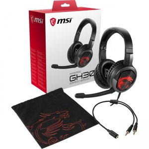 MSI IMMERSE GH30 Immerse Gaming Headset