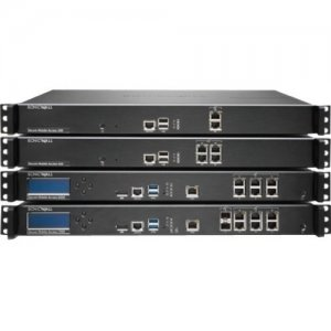 SonicWALL 02-SSC-2798 Network Security/Firewall Appliance