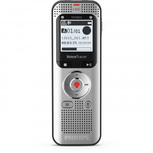 Philips DVT2050 Voice Tracer Audio Recorder PSPDVT2050