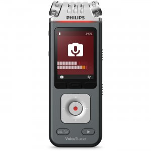 Philips DVT7110 VoiceTracer Audio Recorder PSPDVT7110