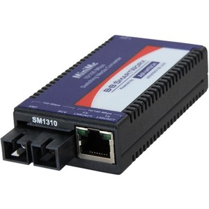 Advantech IMC-350-SE-PS 10/100Mbps Miniature Media Converter