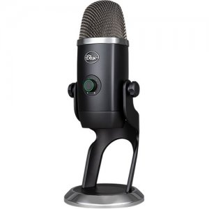Blue 988-000105 Yeti X Professional USB Microphone for Gaming, Streaming and Podcasting