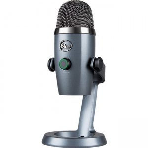 Blue 988-000088 Yeti Nano Premium USB Microphone for Recording & Streaming