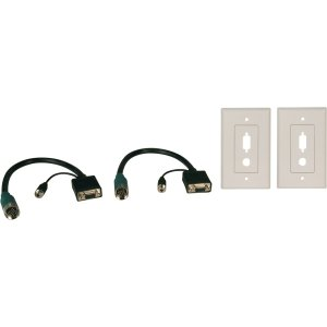 Tripp Lite EZA-VGAAF-2 Easy Pull Long-Run Display Connector Kit