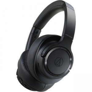 Audio-Technica ATH-SR50BTBK ATH-SR50BT Wireless Over-Ear Headphones