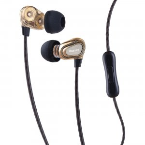 Maxell 199771 Dual Driver Earbuds MAX199771