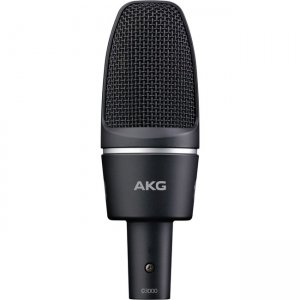 AKG 2785X00230 High-Performance Large-Diaphragm Condenser Microphone