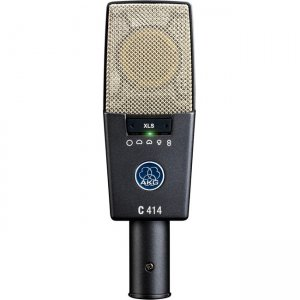 AKG 3059X00050 Reference Multipattern Condenser Microphone