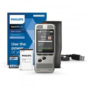 Philips DPM6000/02 Pocket Memo Voice Recorder PSPDPM600002