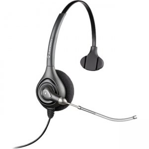 Plantronics 206966-01 Over-The-Head, Ear Muff Receive