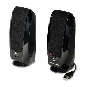 Logitech 980-000028 USB Digital Speaker System with 2 speakers S-150