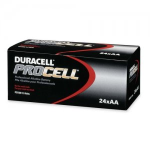 Duracell PC1500BKD Duracell PROCELL Alkaline General Purpose Battery DURPC1500BKD