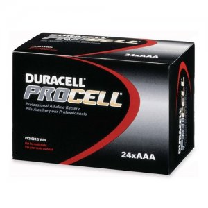 Duracell PC2400BKD Duracell PROCELL Alkaline General Purpose Battery DURPC2400BKD