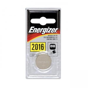 Energizer ECR2016BP Lithium Watch Battery