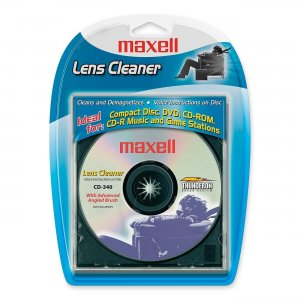 Maxell 190048 CD-340 CD Lens Cleaner