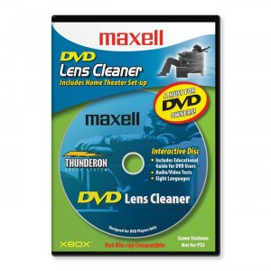 Maxell 190059 DVD Lens Cleaner DVD-LC