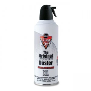Falcon Safety Products, Inc DPNXL Dust Off Premium Air Duster FALDPNXL