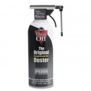 Falcon Safety Products DPS Dust-Off Plus Cleaning Spray
