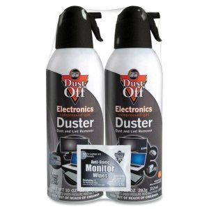 Falcon Safety Products, Inc DSXLPW Dust-Off XL Compressed Gas Duster FALDSXLPW
