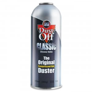 Falcon Safety Products FGSR Dust-Off Classic Refill Cleaning Spray