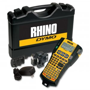 DYMO 1756589 Rhino Label Maker Kit 5200