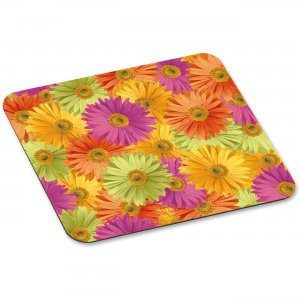 3M MP114DS Daisy Design Mouse Pad MMMMP114DS