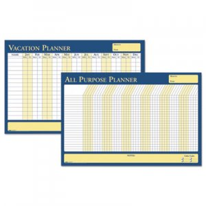 House of Doolittle HOD639 100% Recycled All-Purpose/Vacation Plan-A-Board Planning Board, 36 x 24