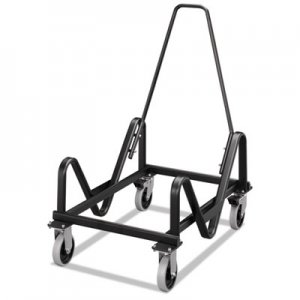 HON HON4033T GuestStacker Cart, 21-3/8 x 35-1/2 x 37-7/8, Black