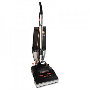 Hoover Commercial C1800010 Upright Industrial Bagless Vacuum, 25 lbs, Black HVRC1800010
